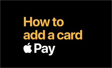 How to add card